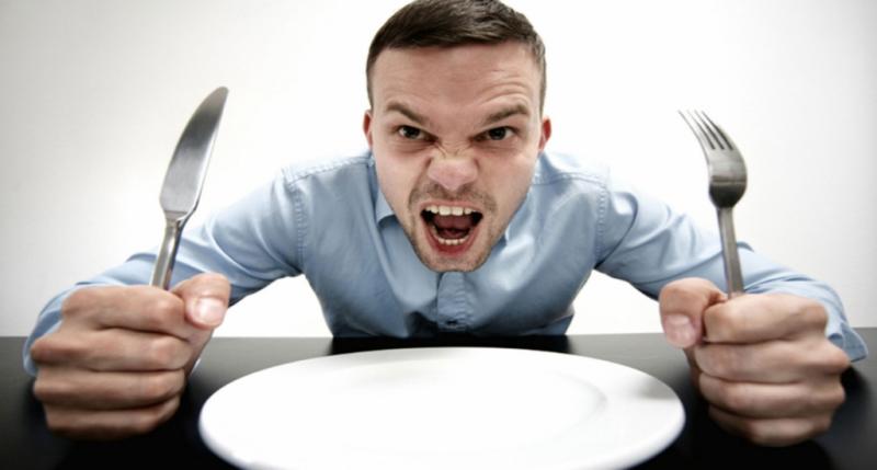 чувство голода