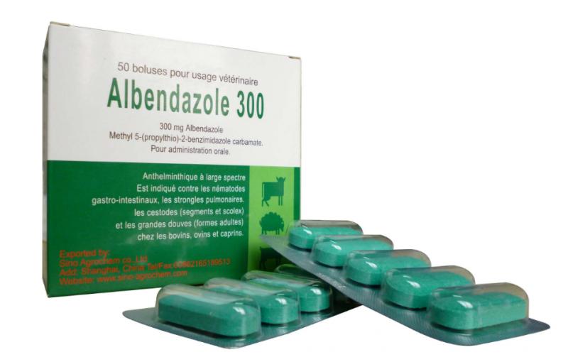 Албендазол