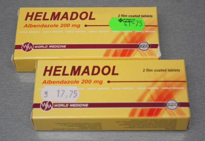 показания к применению гелмадола