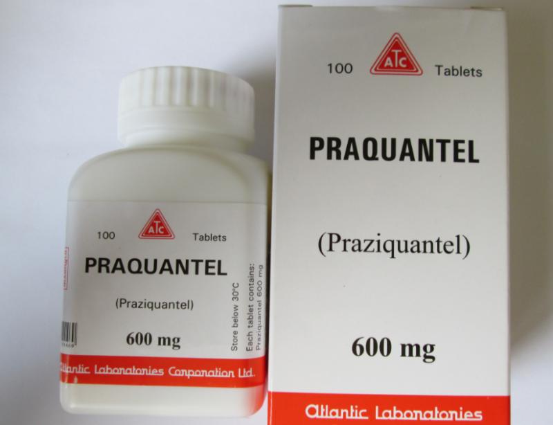 выведение паразитов из организма лекарства