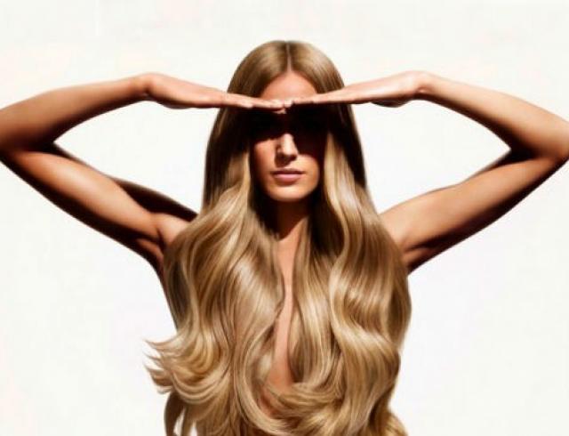 длинные волосы и вши