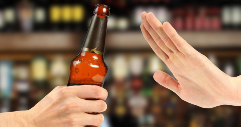 отказ от алкоголя перед диагностикой