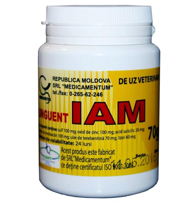 Применение мази ЯМ при лечении демодекоза у людей