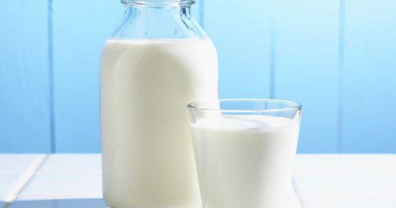 молоко от глистов