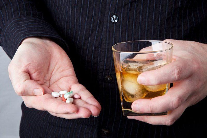 совместимость с алкоголоем