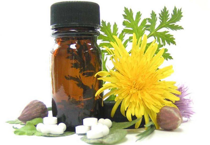 Антигельминтные средства на растительной основе