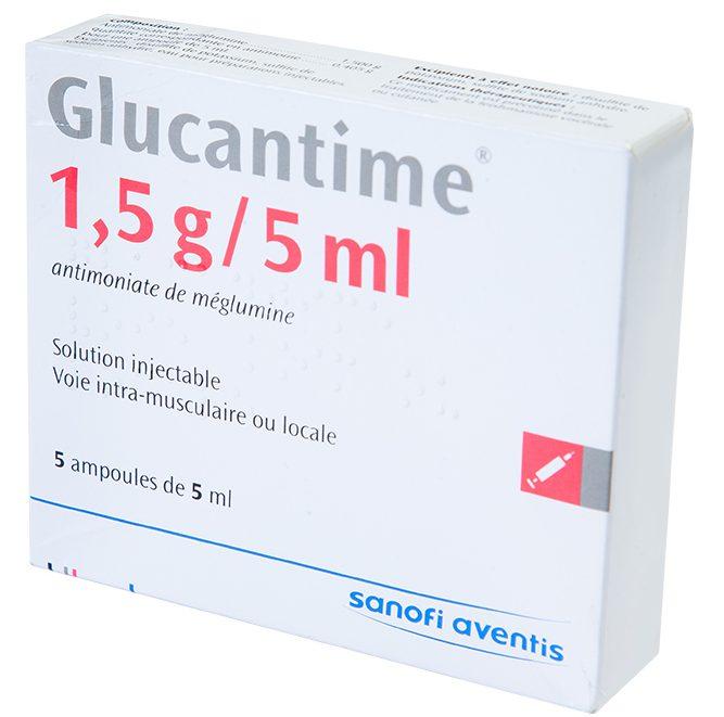 Глюкантим