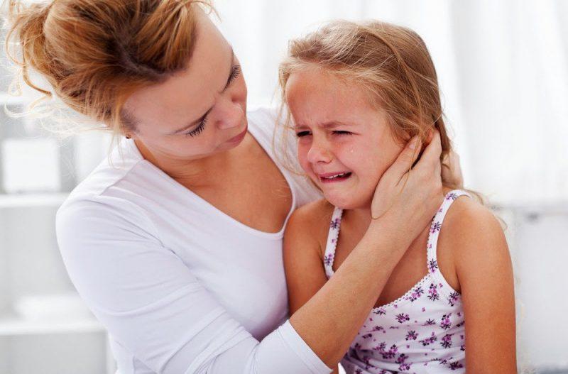 ребенок нервничает без причины