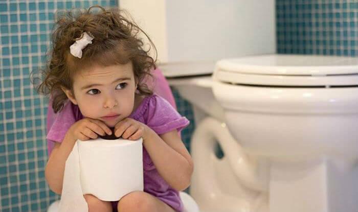 ребенок постоянно хочет в туалет