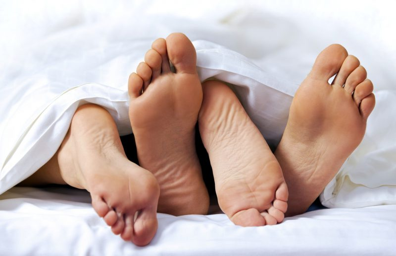 частая смена половых партнеров