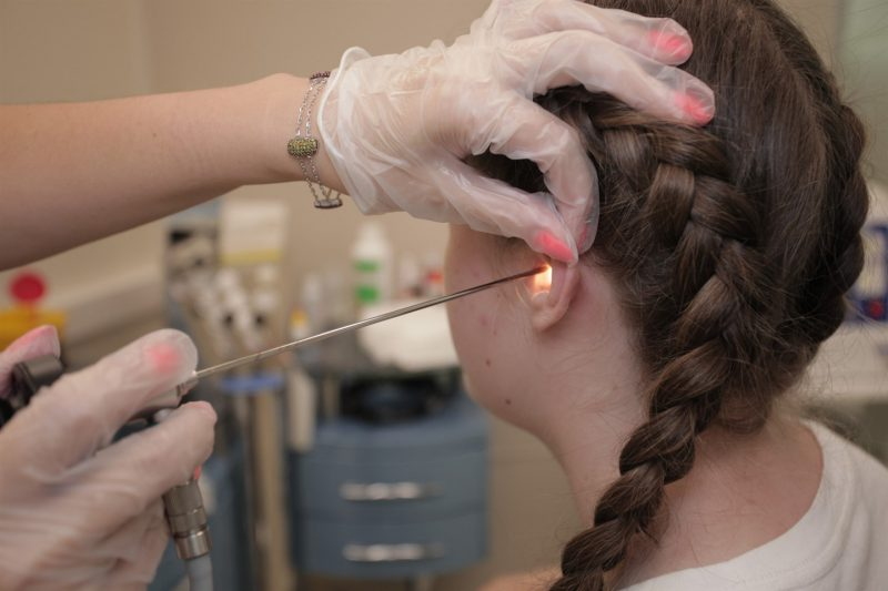 грибковое заболевание уха