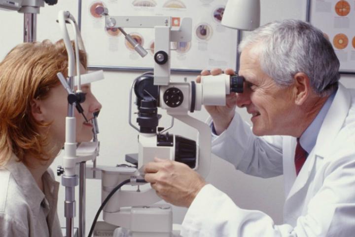 диагностика у окулиста