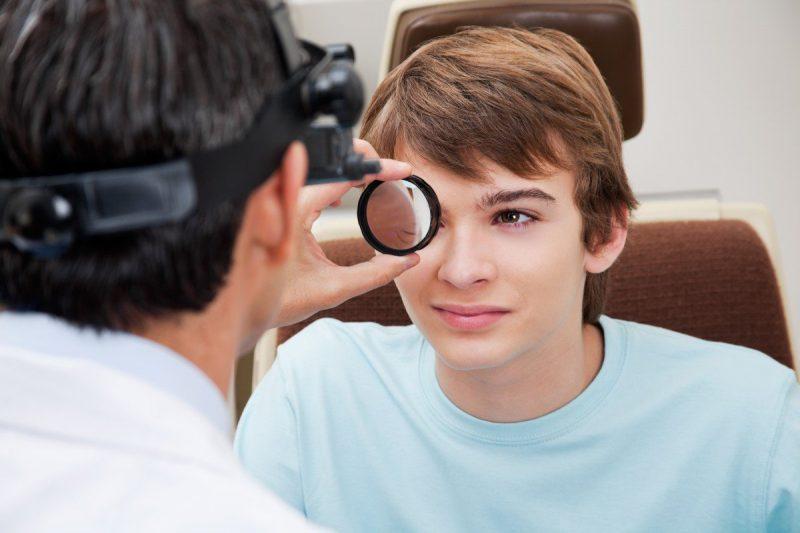 Диагностика офтальмохламидиоза