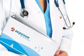 Акрихин: инструкция по применению