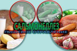 Как можно заразиться сальмонеллезом, признаки болезни