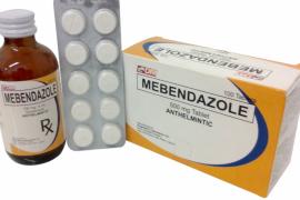 «Мебендазол»: инструкция по применению