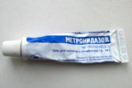 Мазь Метронидазол: инструкция по применению