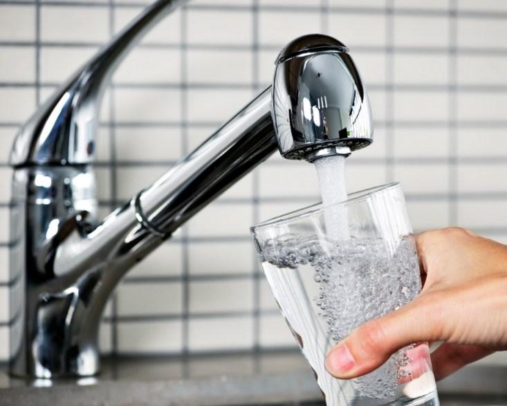 пьем сырую воду