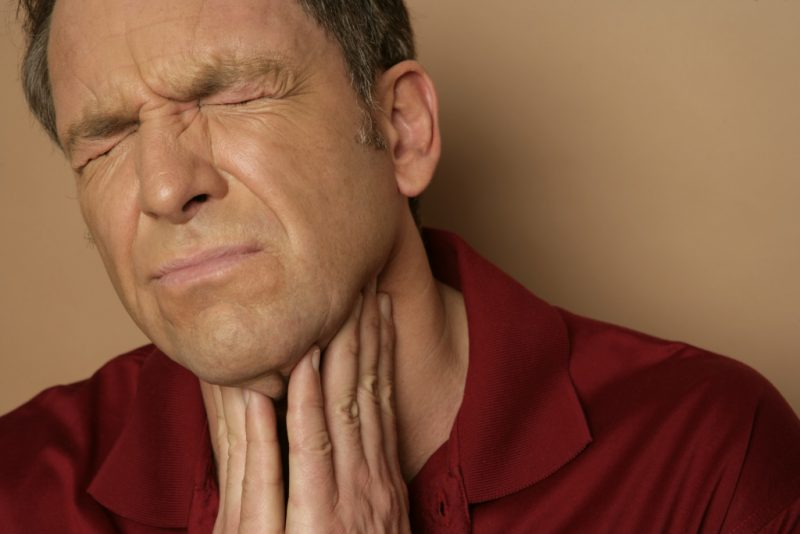 Хронический токсоплазмоз