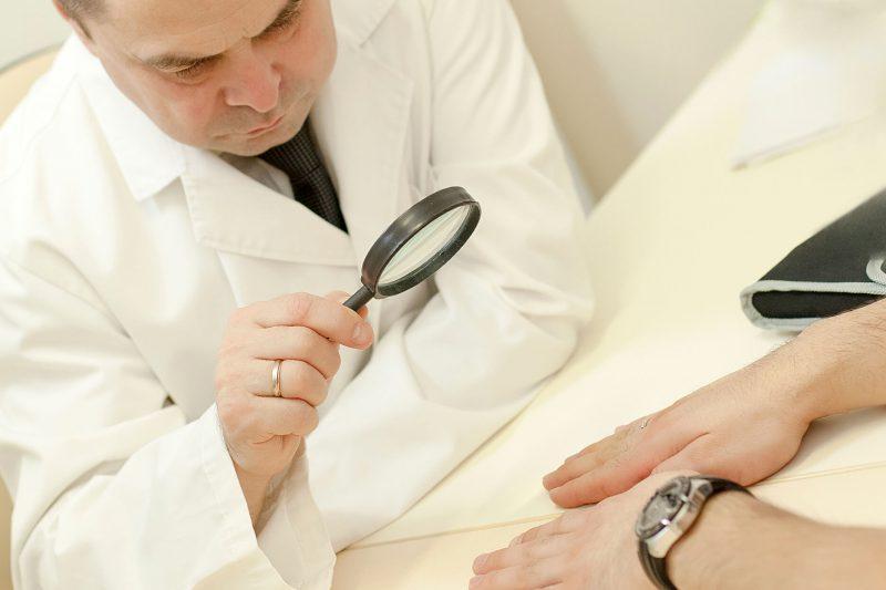 Особенности лечения чесотки