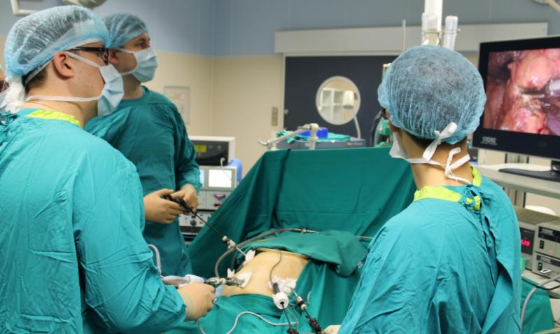 операция на печени