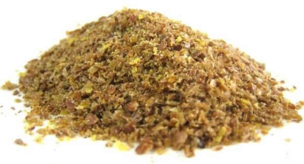 лечение кефиром и льняной мукой