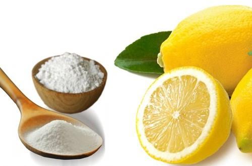Очищение организма содой с лимоном