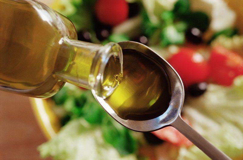 Тюбаж с оливковым маслом