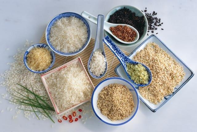 виды риса для очищения