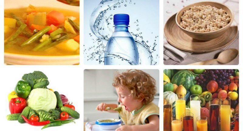 диета для малышей