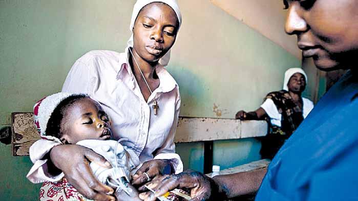 как определить диагноз малярии