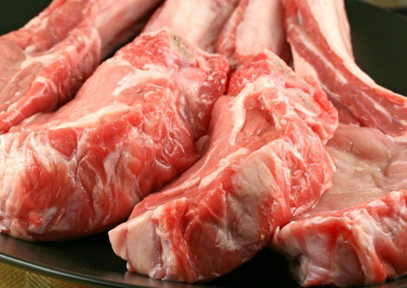 неправильное хранение мяса