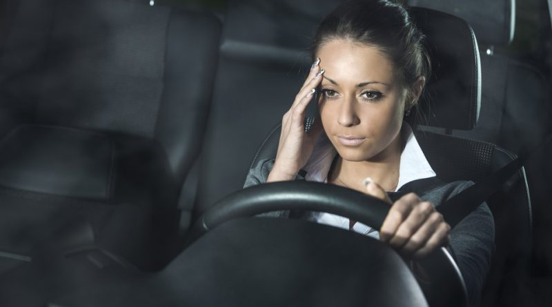 водителю плохо за рулем
