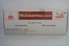 Никлозамид: инструкция по применению
