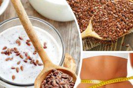 Правила применения льняного семени с кефиром для очищения организма