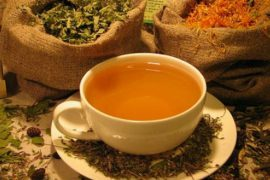Применение чая от паразитов